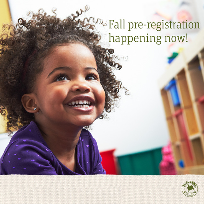 Fall Pre- Registration