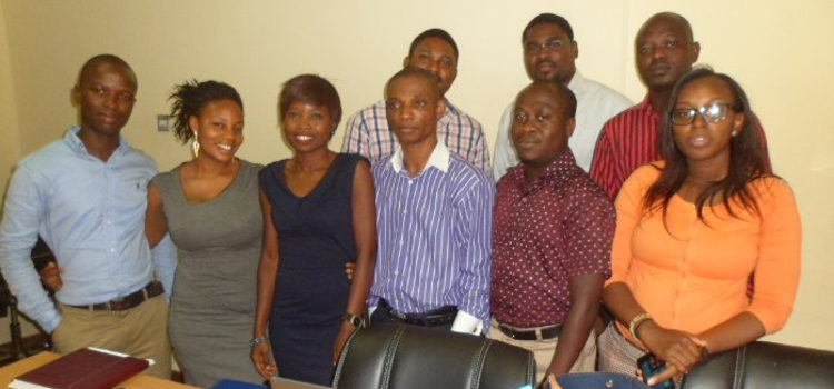 AMDC ISO 9001:2015 INTERNAL AUDITORS' TRAINING COMPLETED