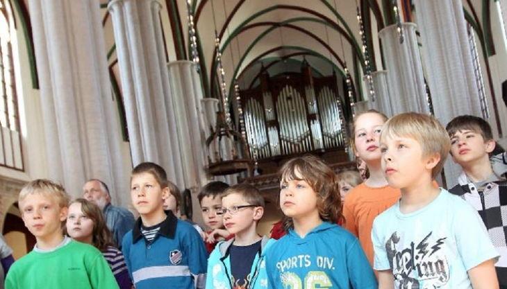 stiftung stadtmuseum kinder nikolaikirche