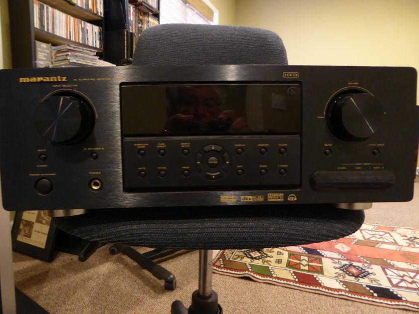 MARANTZ SR-5600 AV 7.1 SURROUND SOUND RECEIVER