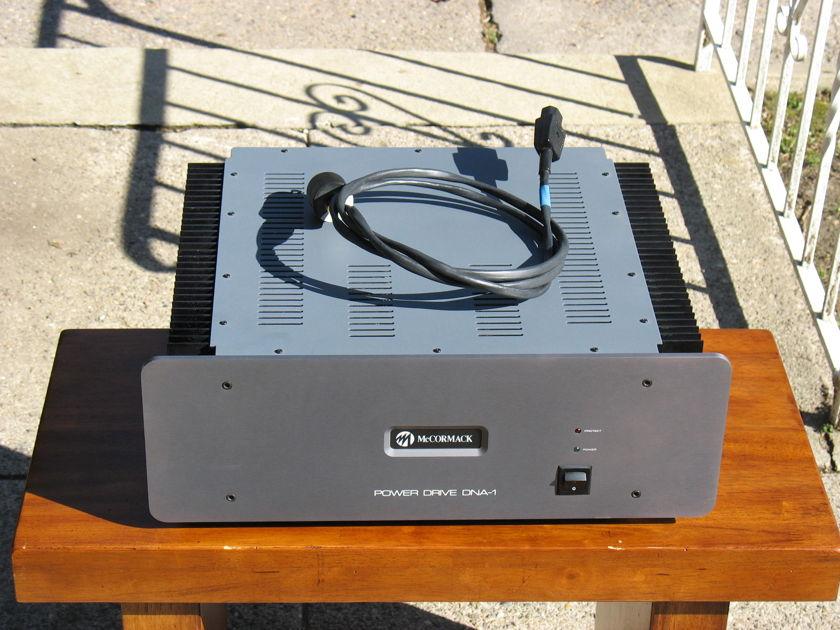 McCormack DNA-1 Power Amplifier