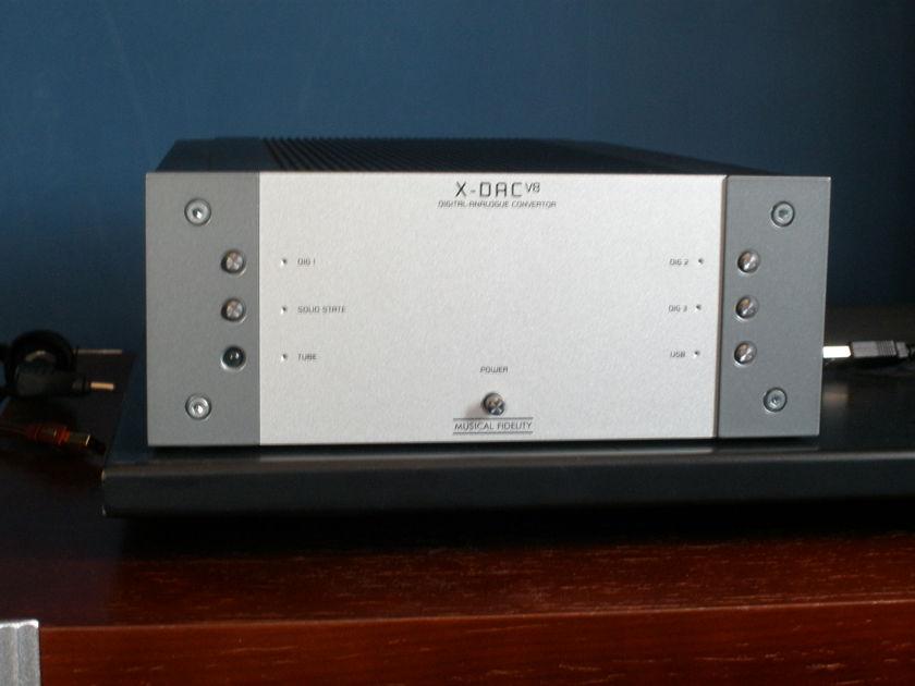 Musical Fidelity XDac V8 with USB