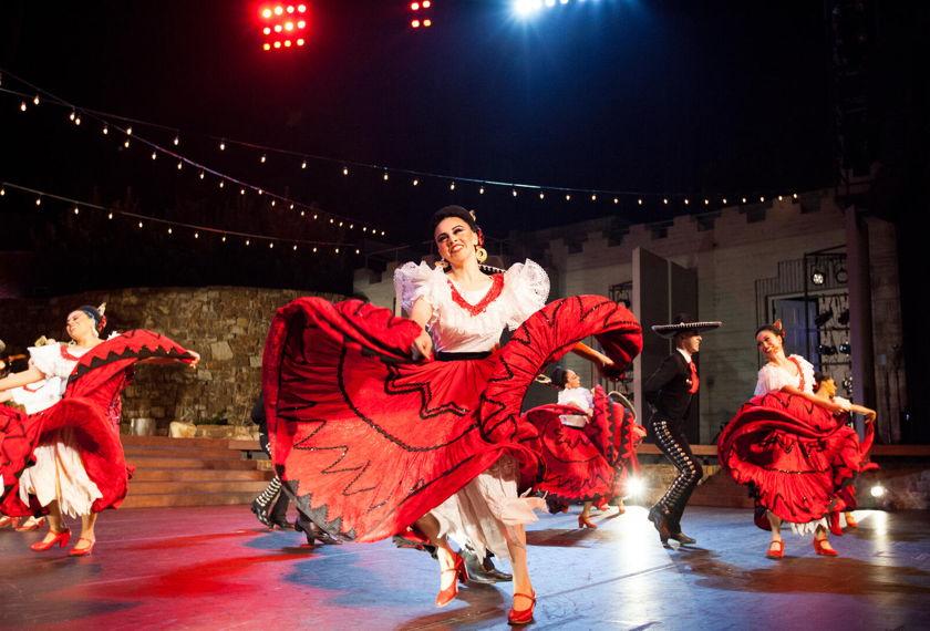 LA Soundscapes:  Fiestas de Mi Tierra  Pacifico Dance Company artwork