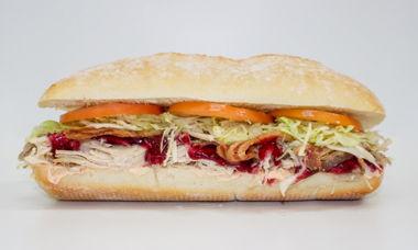 Big Star Sandwich Turkey,Bacon,Habanero Jack