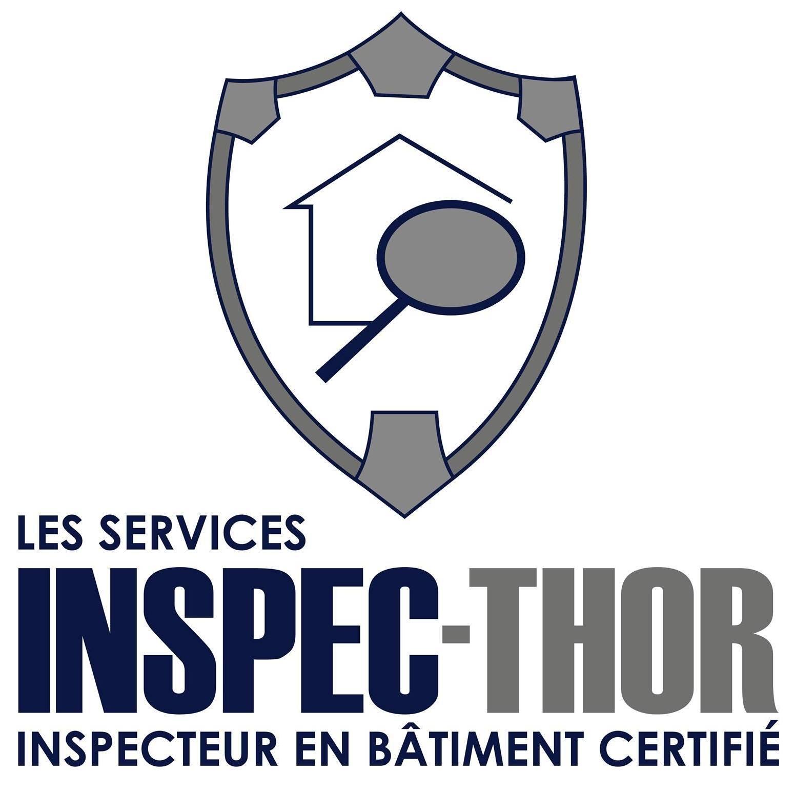 Inspecteur en bâtiment Inspec-Thor