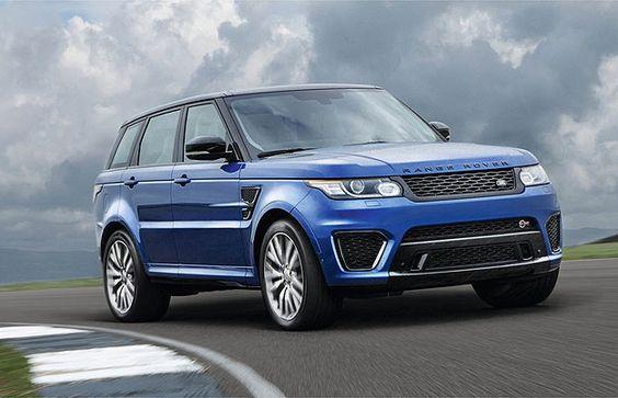 Land Rover Range Rover Sport 5.0 SVR