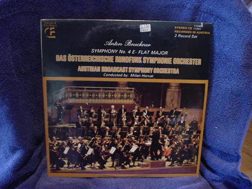 Anton Bruckner - Symphony 4 E-flat Ma classical excellence ce-11041