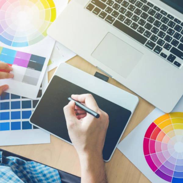 Custom Graphics Services - Graphic Design - Custom Design