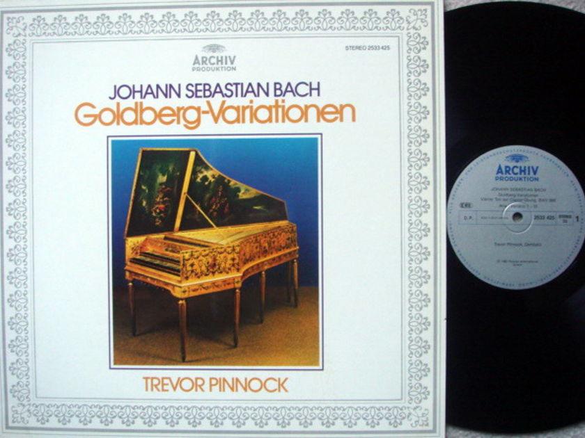 Archiv / PINNOCK, - Bach Goldberg Variations, MINT!