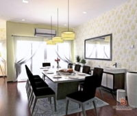 rimau-design-studio-classic-modern-malaysia-selangor-dining-room-contractor