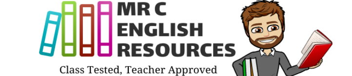 Mr C English Resources