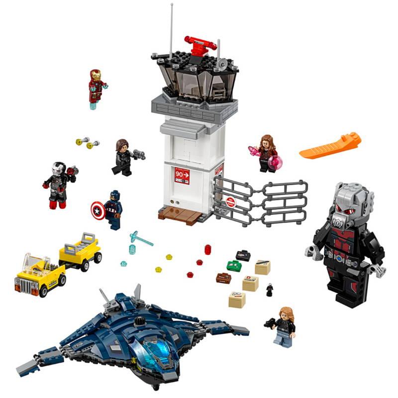 LEGO SUPER HERO AIRPORT BATTLE