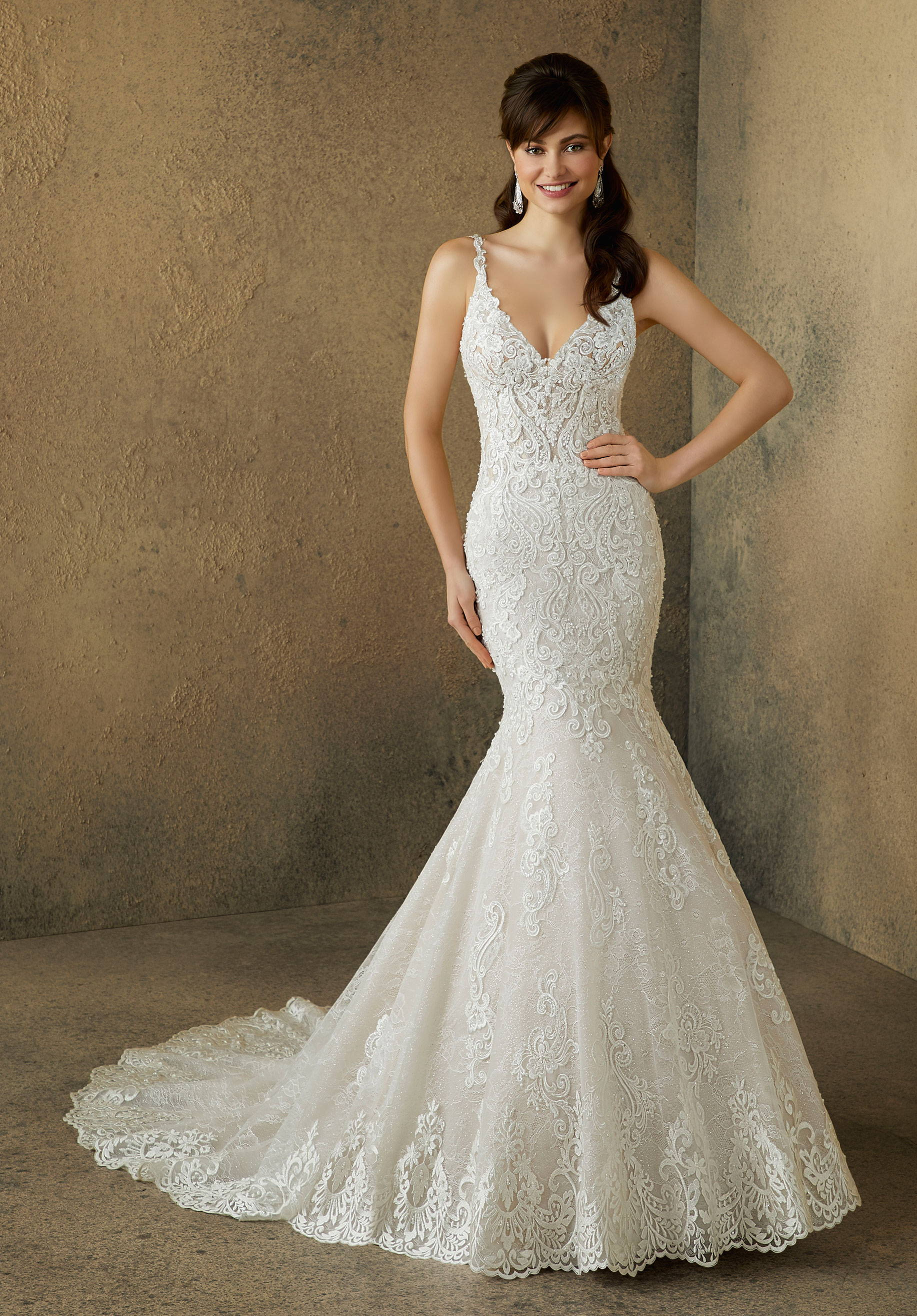 ALLURE  MORI LEE  WEDDING DRESS DRESS