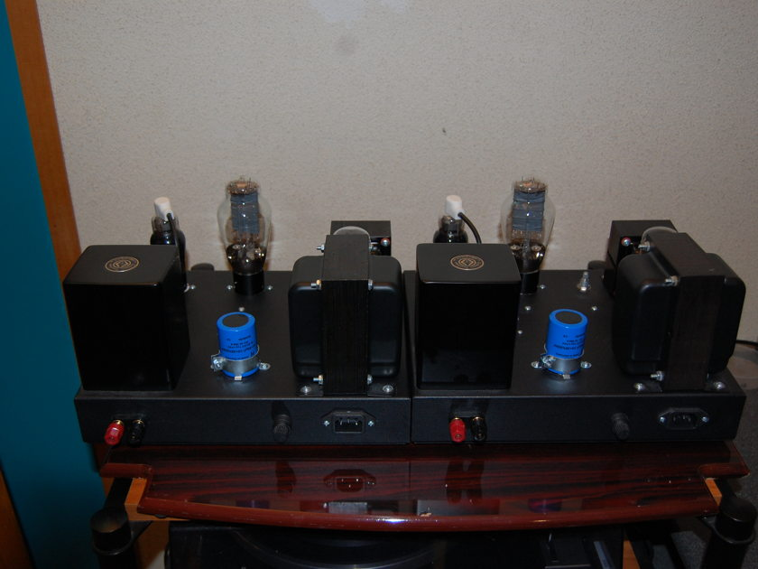 Tube Audio Labs We91 Clone 300B Tube Mono Amplifiers