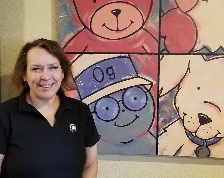 Cindy Mcmahon , Older Infant Assistant Teacher