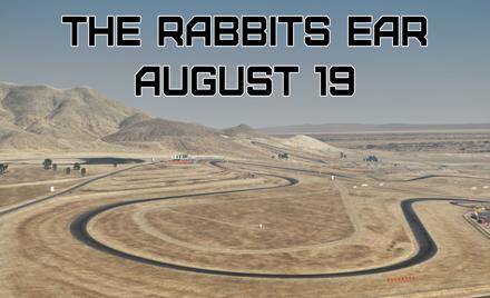 The Rabbits Ear at Blackwater NCR Autox