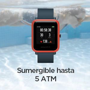 Amazfit Bip S - Sumergible hasta 5 ATM