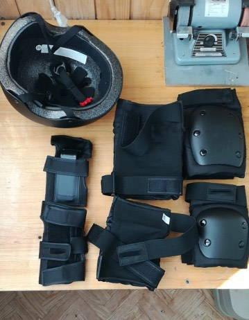 casque trottinette electrique pacck protection