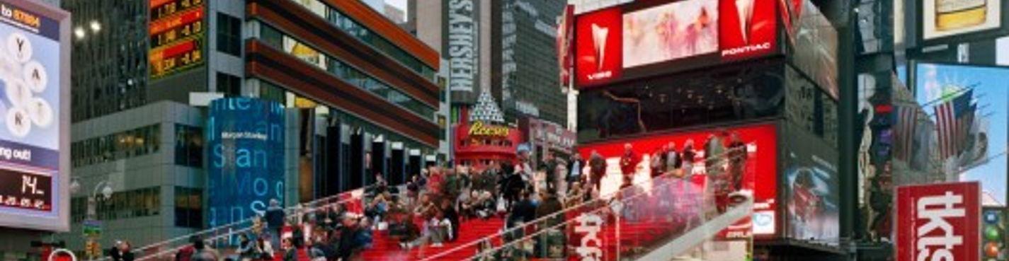 Обзорная мини-групповая экскурсия по Нью-Йорку (начало на Таймз Сквер)