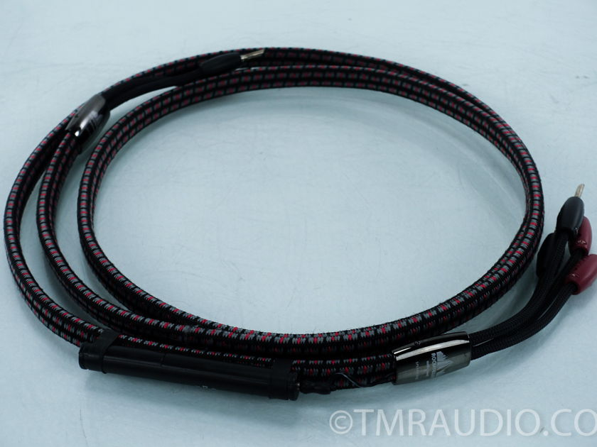 AudioQuest Rockefeller Biwire Speaker Cable; 9' Single; Bananas (8895)