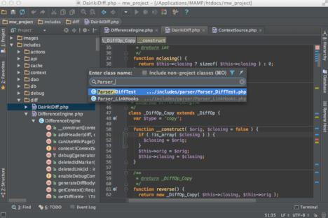 php vs code vs phpstorm