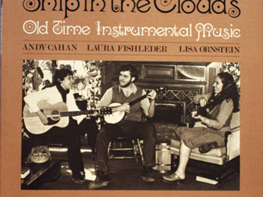 Ship in The Clouds: - Old Time Instrumental Music Early String Band Music