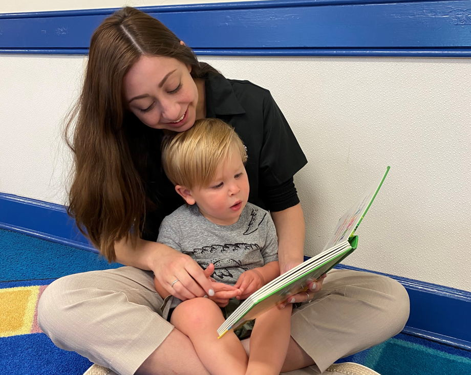 Arianna , Young Toddler Teacher
