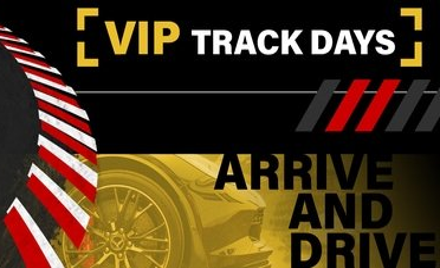 Corvette VIP Track Day October 22nd