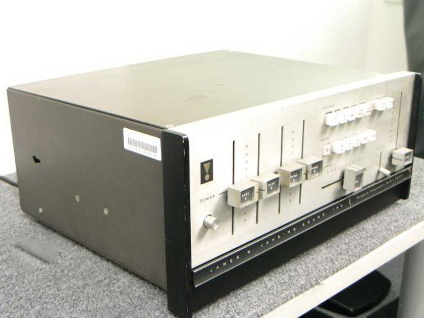 JBL SG520 Control Amplifier