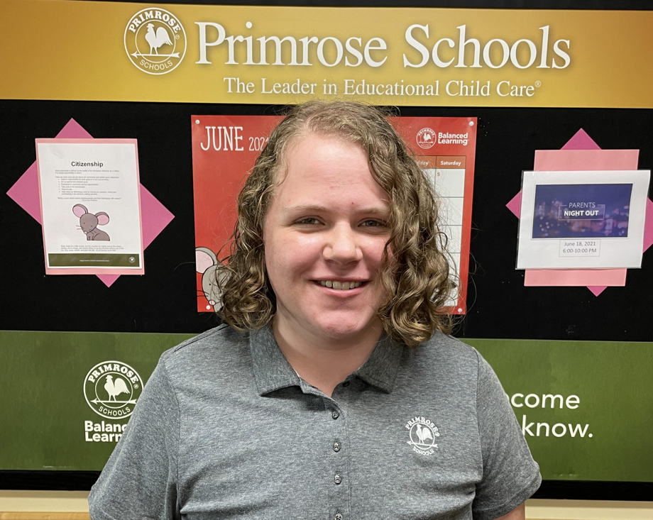 Seth McGee , Teacher
