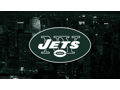 Laser signed 2017 New York Jets Team replica football