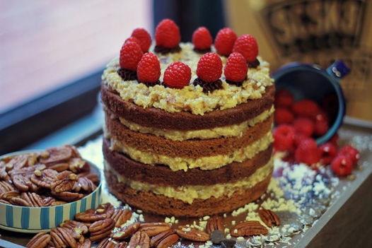 "Торт / торт-конструктор ""Немецкий шоколад"""