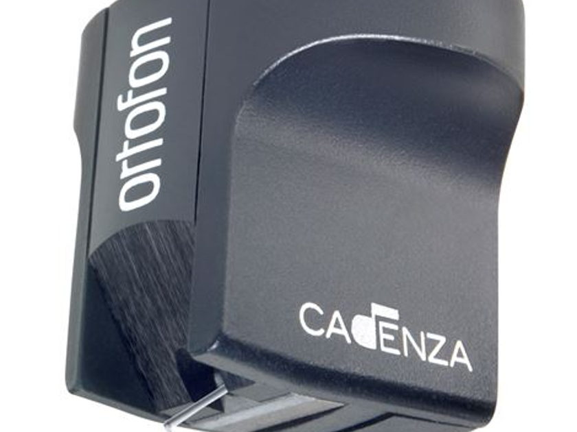 Ortofon Cadenza Black MC Cartridge Less than 25 Hours Over 40% Off