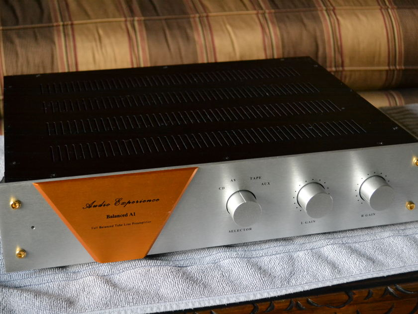 Audio Experience Balanced A1 12AX7 or Ecc83 Tubes