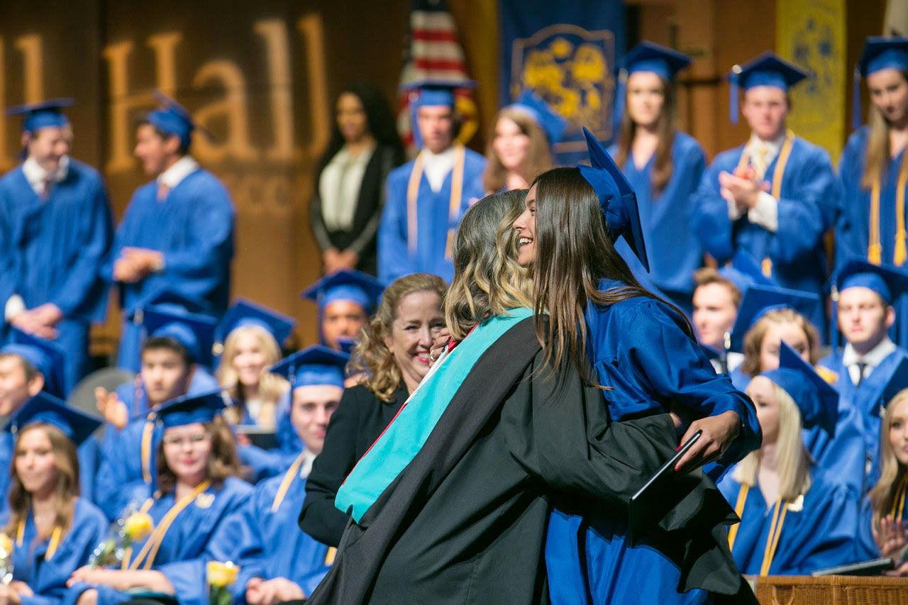 Bellamy Graduating