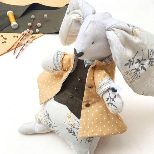 Игрушка Пасхальный Кролик