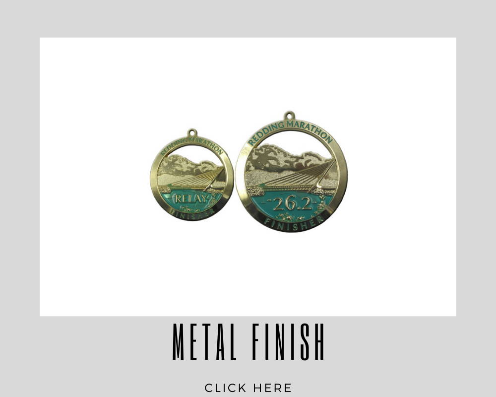 Custom Metal Corporate Medallions
