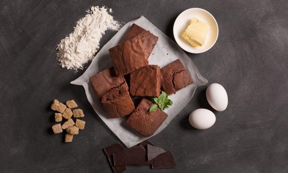 Cannabis Brownie Ingredients