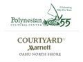 North Shore Staycation Package: Courtyard Marriott + Polynesian Cultural Center