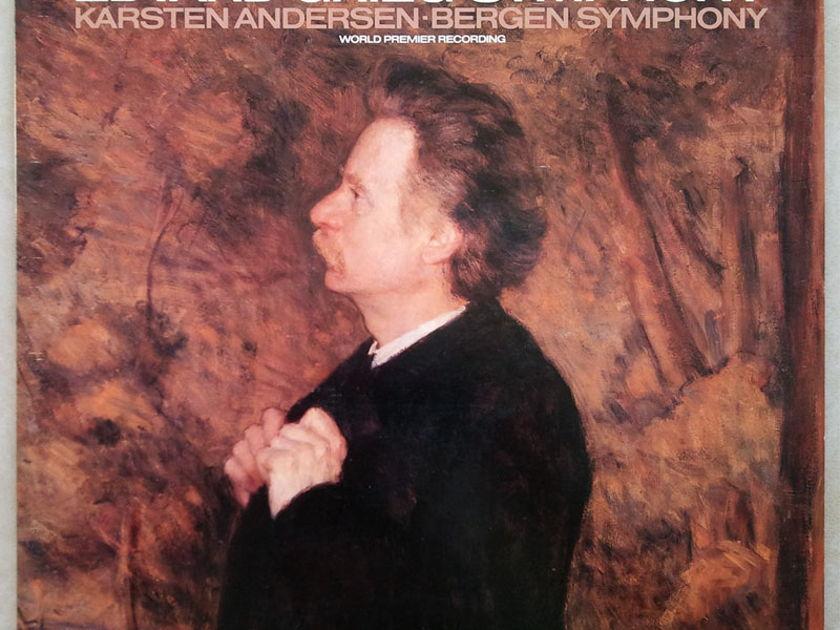 London ffrr Digital/Karsten Andersen/Greig - Symphony / NM