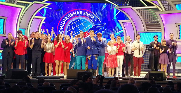 Слушатели «Юмор FM-Самара» посетят игры четвертьфинала официальной лиги КВН «Самара» - Новости радио OnAir.ru