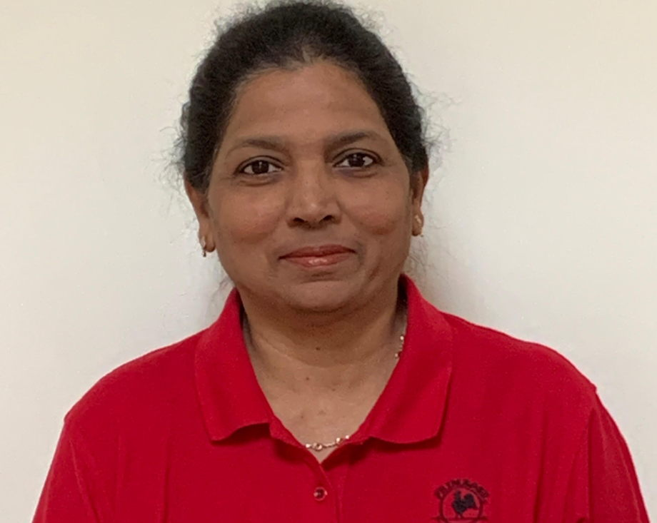 Ms. Vijaya Yegappan , Support Teacher