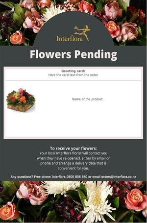 Pending Flowers