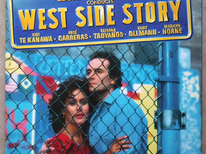 DG Digital/Bernstein - conducts West Side Story / 2-LP box / NM