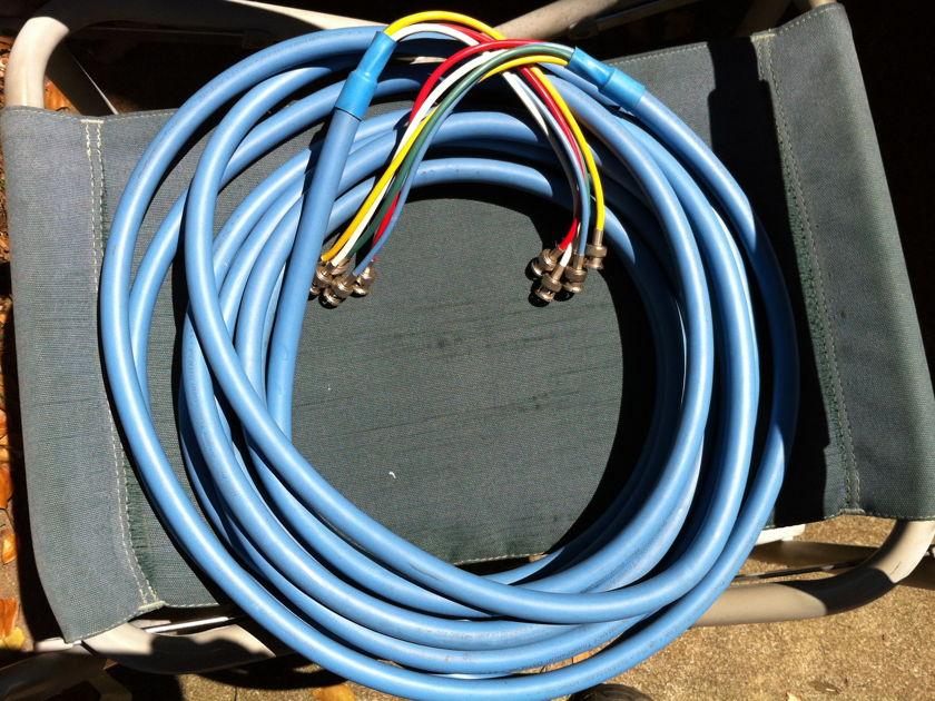 Transparent DataLink 35ft RGBHV  w/75ohm connectors