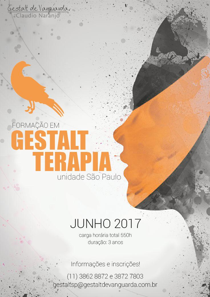 Formação em Gestalt Terapia unidade São Paulo  - Junho 2017