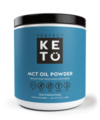 MCT Oil Powder – Perfect Keto