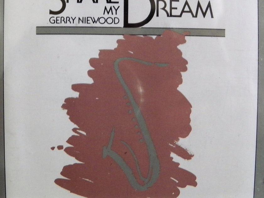 GERRY NIEWOOD - SHARE MY DREAM dmp AUDIOPHILE CD
