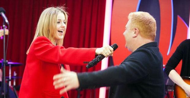 «Золотой микрофон»: Большой новогодний концерт сегодня на «Русском Радио» - Новости радио OnAir.ru