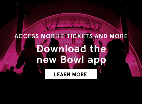 Download the new Hollywood Bowl app